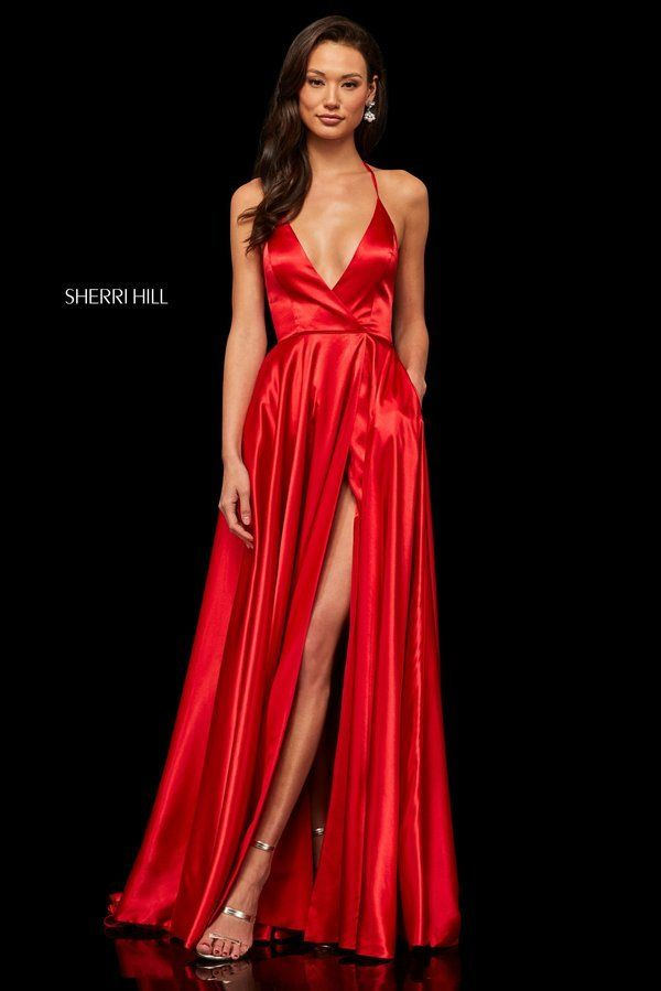 e75c13f17a361 Sherri Hill Style 52921 | Spring 2019 Prom Dresses and Social ...