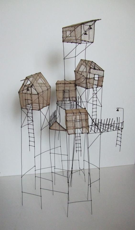 17 best images about wire on for Art et architecture