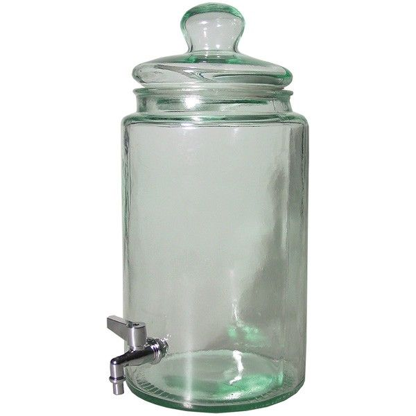 Have your favourite drink on tap and get the party started with this super cool beverage dispenser.