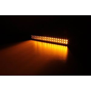 30 Inch Amber To White LED Light Bar 180W - https://www.4lowparts.com/shop/jeep-lights-light-bars-headlights/led-light-bars/30-inch-amber-to-white-led-light-bar-180w/