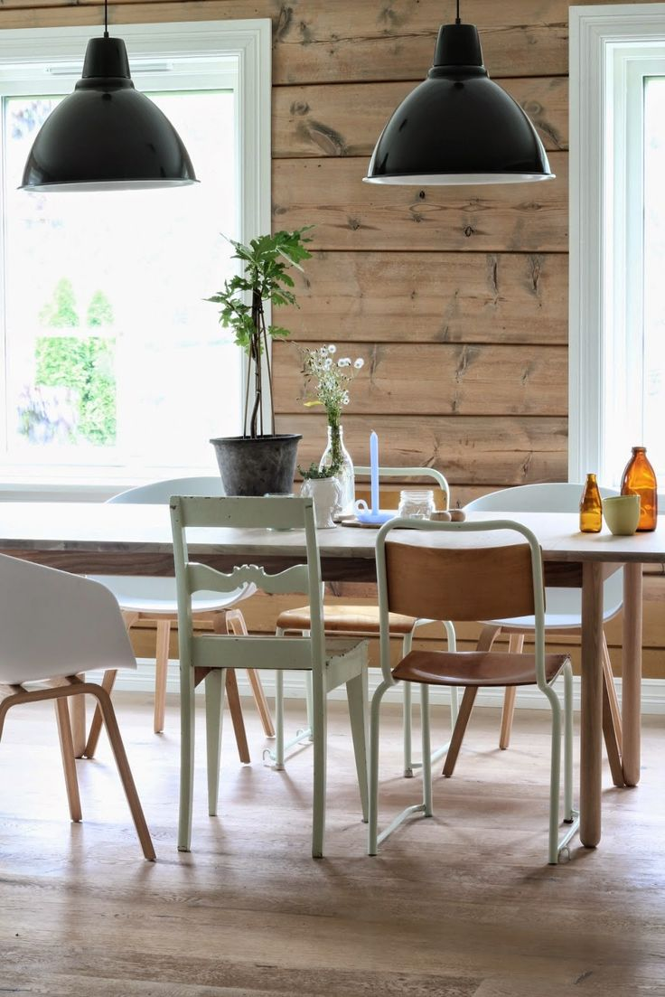The cosy and relaxed home of a Norwegian blogger - my scandinavian home