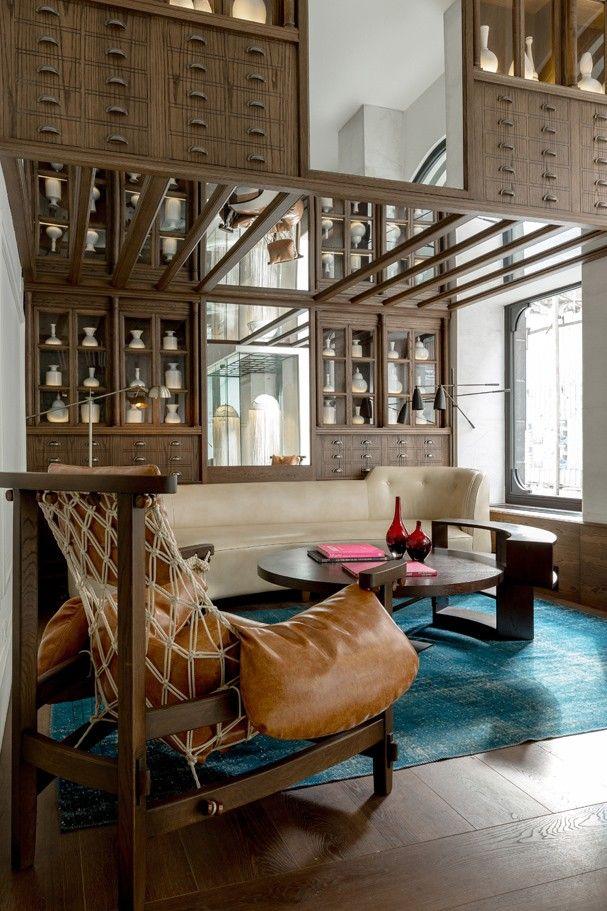 Room Mate Kerem Hotel Istanbul Common Area 18