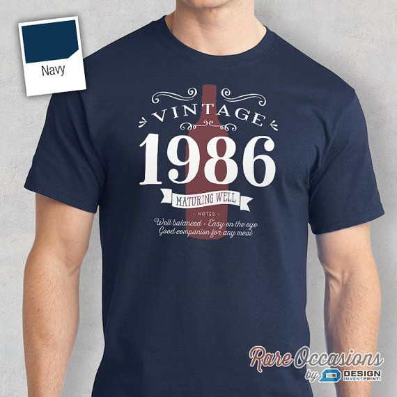 30th Birthday 30th Birthday Gift 30th Birthday by RareOccasions
