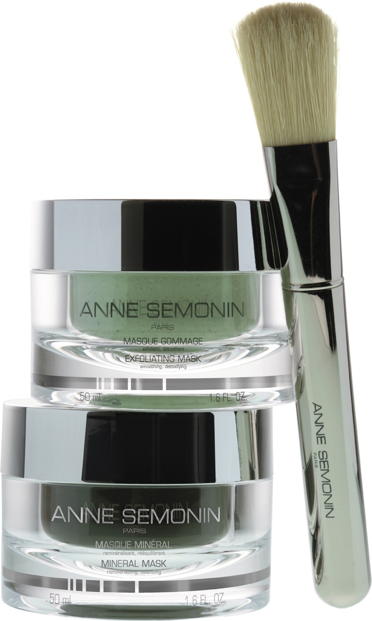 For deep hydration and skin radiance try the Anne Semonin Exfoliating Mask & Anne Semonin Mineral Mask. Location: Halkidiki, Greece