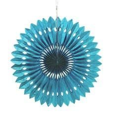 Paper Pinwheel Decor