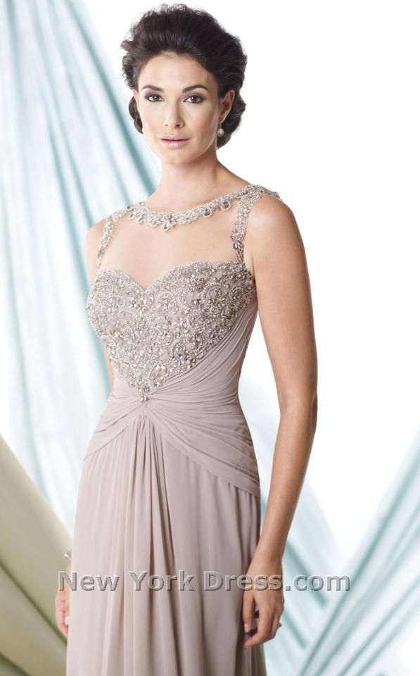 Mon Cheri 114910 Dress - NewYorkDress.com