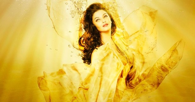 Aishwarya Rai.... And she shines...