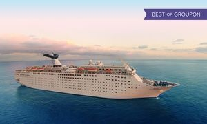 Groupon - 2-Night Bahamas Cruise for Two from Bahamas Paradise Cruise Line  in Port Of Palm Beach. Groupon deal price: $229