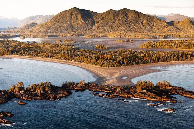 Frank Island, Chesterman Beach, Tofino, BC