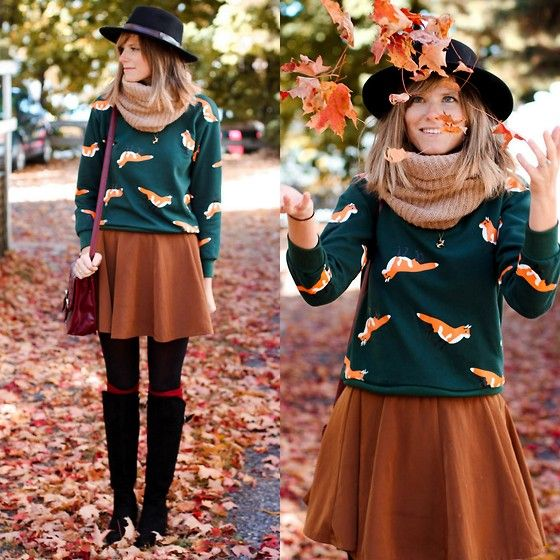 THIS IS FALL! - LOOKBOOK.nu