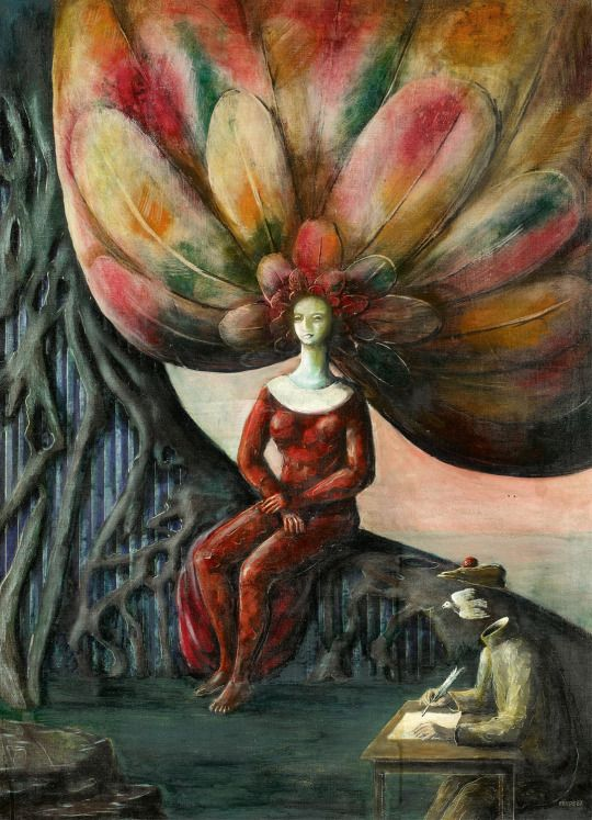Edgar Ende, More than Titania, 1963