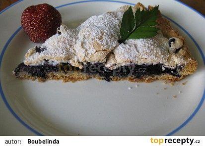 Křehký koláč s ovocem recept - TopRecepty.cz