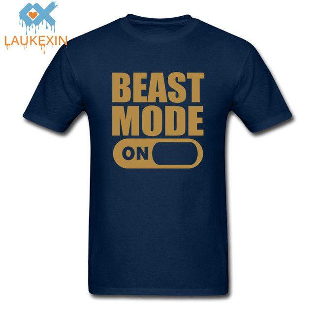 BEAST MODE ON Mens T shirt