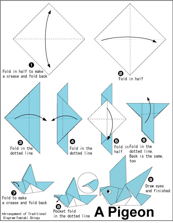 25 best ideas about origami birds on pinterest diy