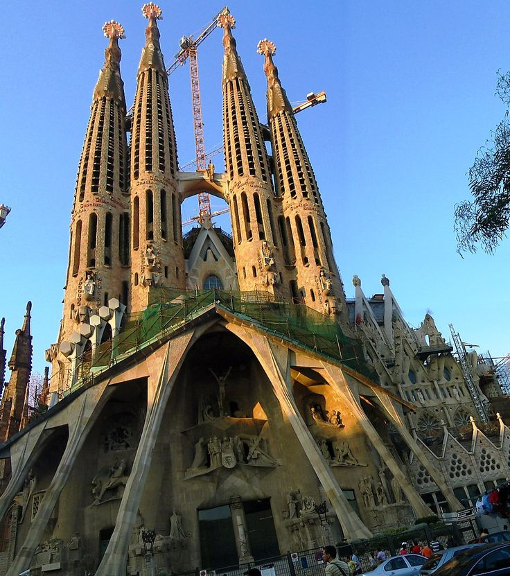 Sagrada Familia - Great architecture images