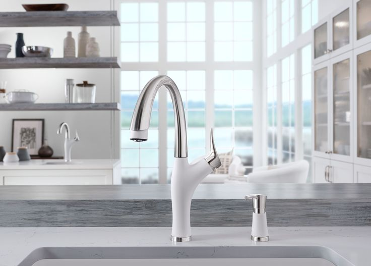 The Kitchen Faucet Is One Of The Most Used Appliances In The Home   Choose