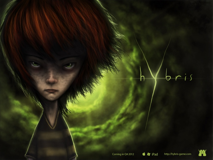 Hybris, a psychological puzzle platform thriller. Coming in the first half of 2014 for PC, Mac and Linux