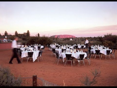 The Tailor - The finest collection of hand crafted Australian journeys. Sails in the Desert Hotel Uluru & Ayers Rock Red Centre Northern Territory. Holiday // Luxury // Vacation // Australia
