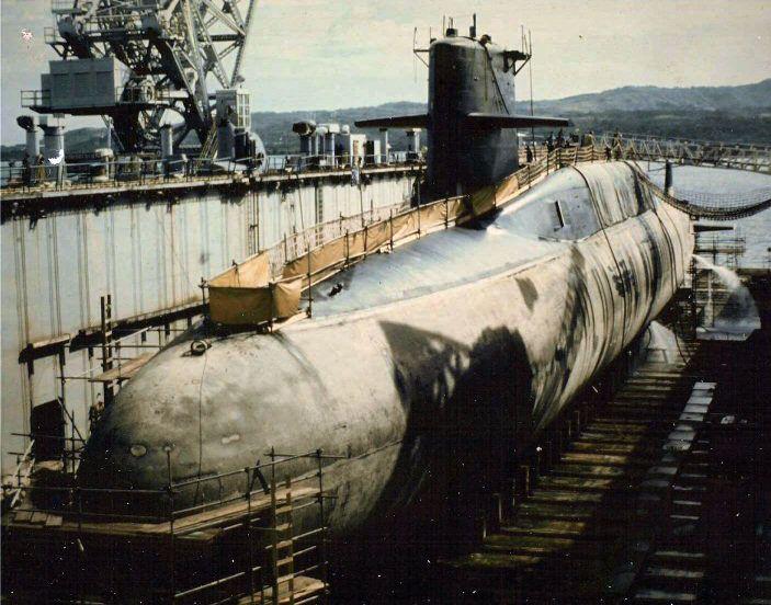 SSBN-601 Robert E Lee