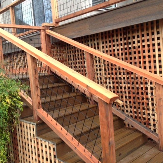 How To Build A Deck With Stairs