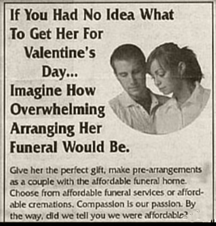 worst valentine's day ads