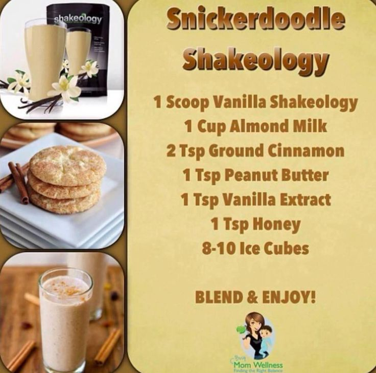 Snickerdoodle cookies are my favorite! This is a healthy alternative to them. Have you tried this recipe? http://jessicamyersfitness.com/nutrition/shakeology/