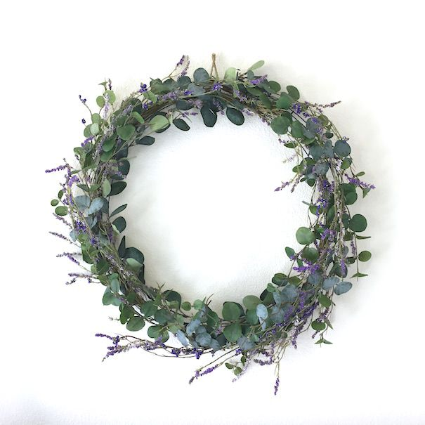 eggshell-home-faux-eucalyptus-and-lavender-wreath-from-garland