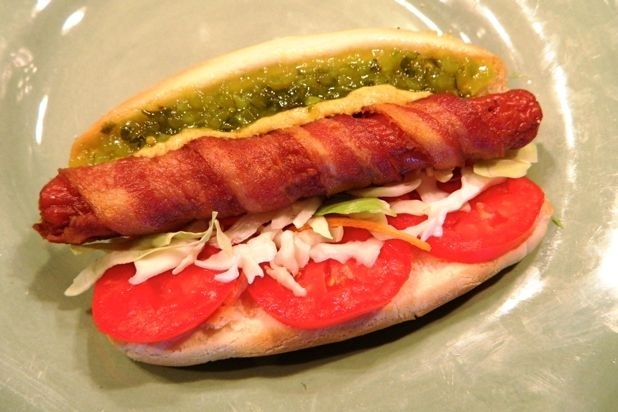 Oklahoma: Hilly's Master BLT Dog — Most Popular State Fair Foods of 2012