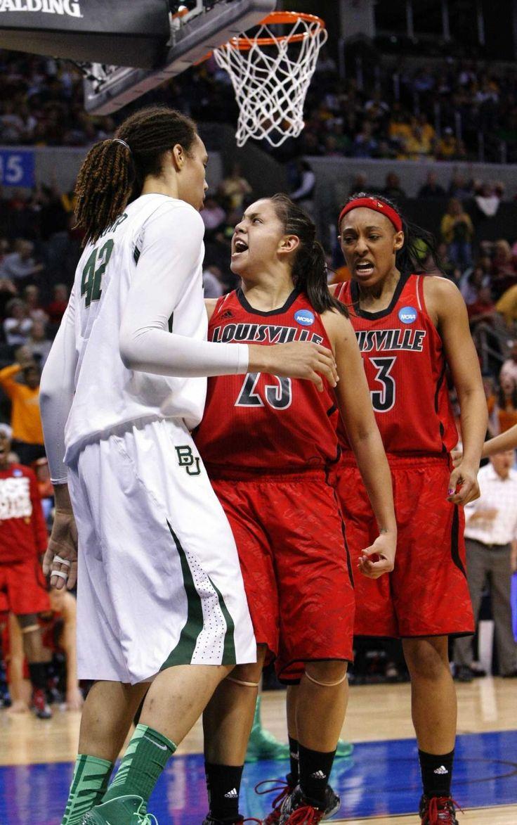 2013 NCAA women's basketball tournament. Lady Cards vs. Butler. Shoni Schimmel's fierce!