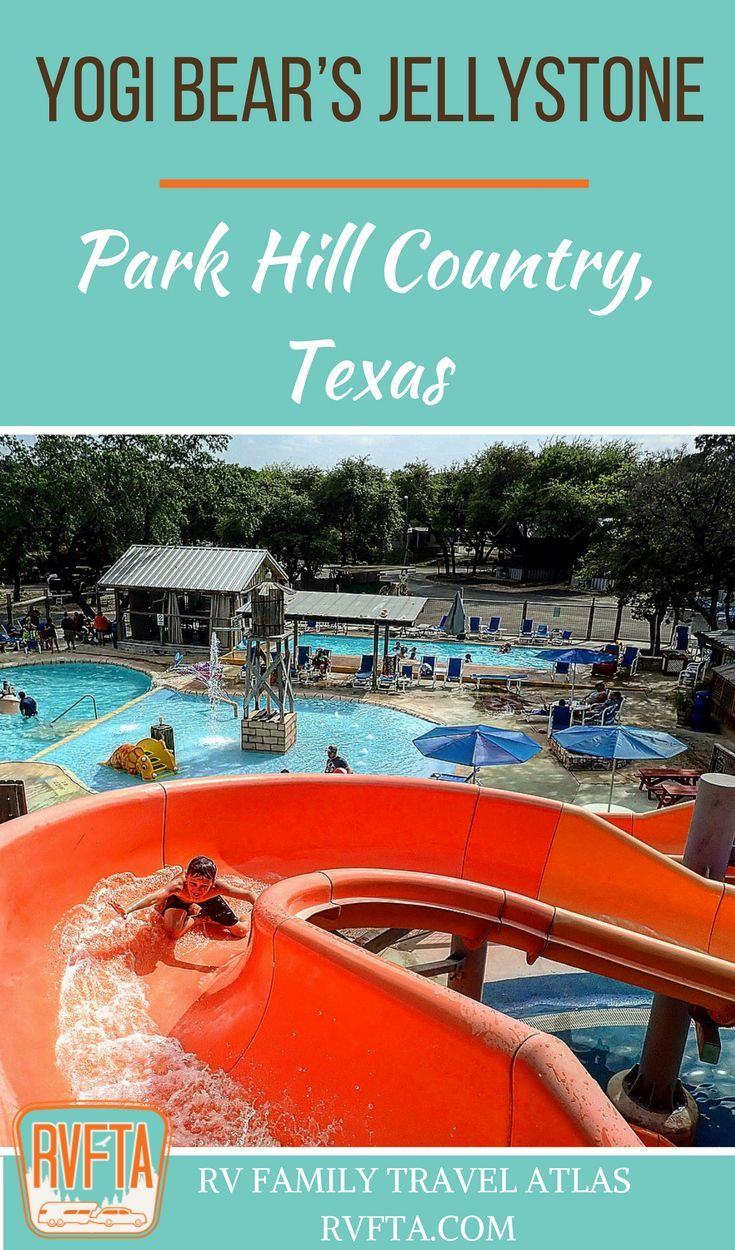 Campground Review: Jellystone Park Hill Country in Texas by
