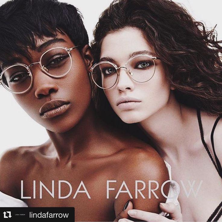 Beautiful Linda Farrow Glasses now available at Lifestyle Optical QVB. #Lindafarrow #QVB #exclusive #Lifestyleoptical #Sunglasses #optical