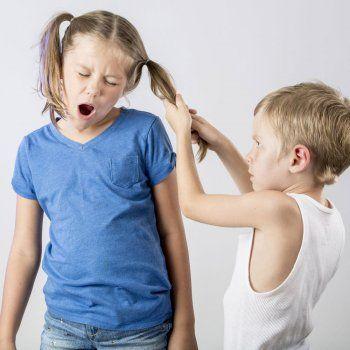 Cómo frenar las peleas entre hermanos.