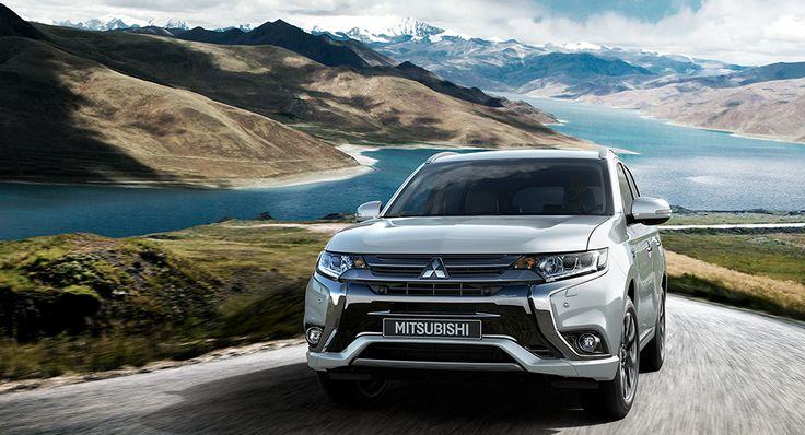 Mitsubishi Outlander PHEV Laris Manis, Bisa Diajak Menggembala Ternak Lho!