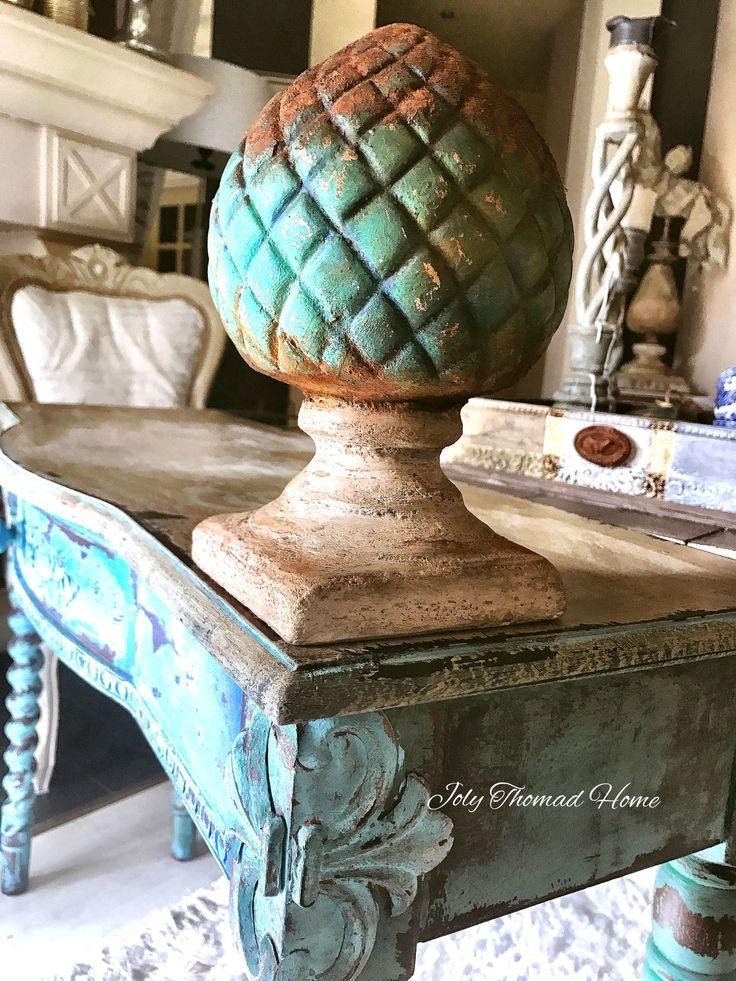 Chippy & rust Joly Thomas Home