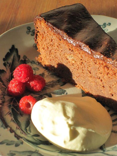Chocolate chai mudcake ur Smarta sötsaker