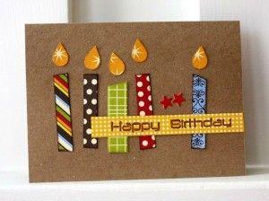 Postales de Cumpleaños Hechas a Mano (11)