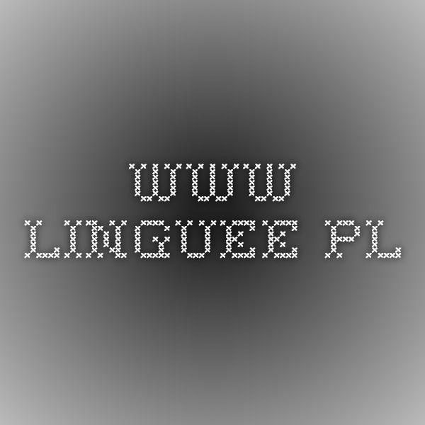 www.linguee.pl
