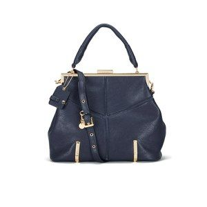 Dune Donna Tote - Navy