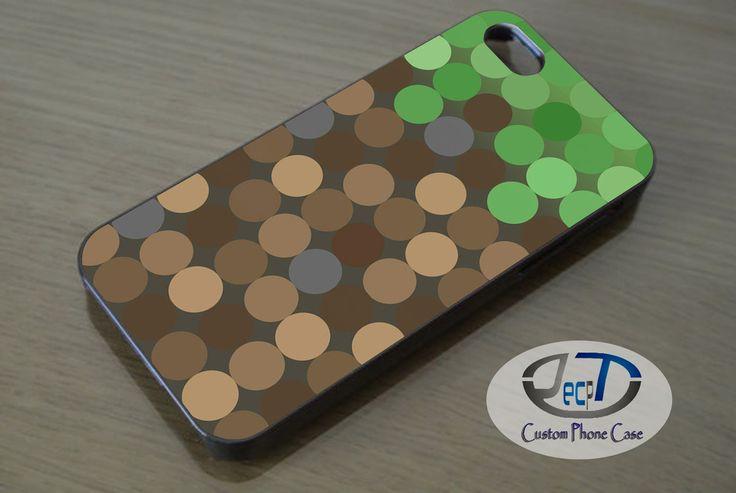 Minecraft Dot Block Case iPhone, iPad, Samsung Galaxy, HTC Cases