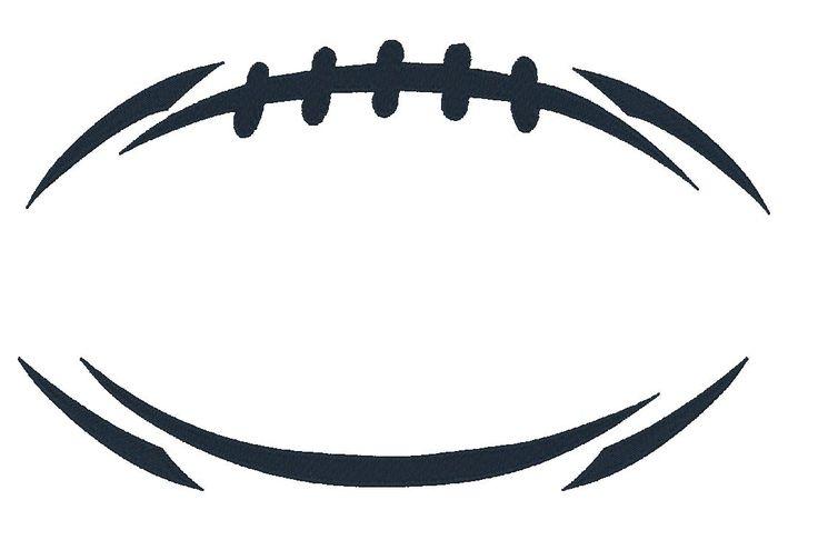 Custom Digitizing Custom Designs Football Laces