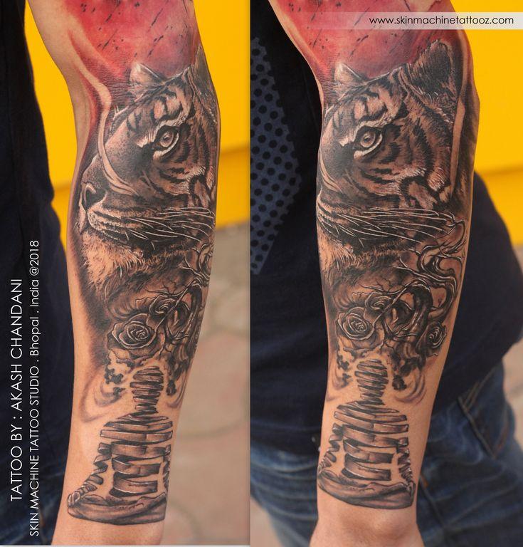 52 Best Images About Tattoos Skin Art On Pinterest: 749 Best Tattoo Art By SKIN MACHINE TATTOO STUDIO. Bhopal