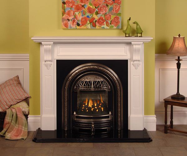 Gas inserts are stoves that are inserted into an existing fireplace to  convert them to a - Best 25+ Gas Insert Ideas On Pinterest Fireplace Remodel