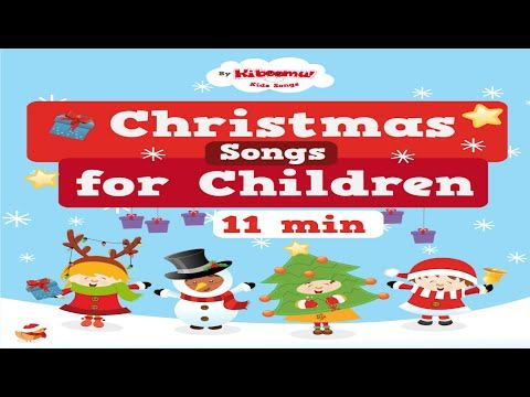 the best christmas songs for children collection kids will love dancing and singing along to