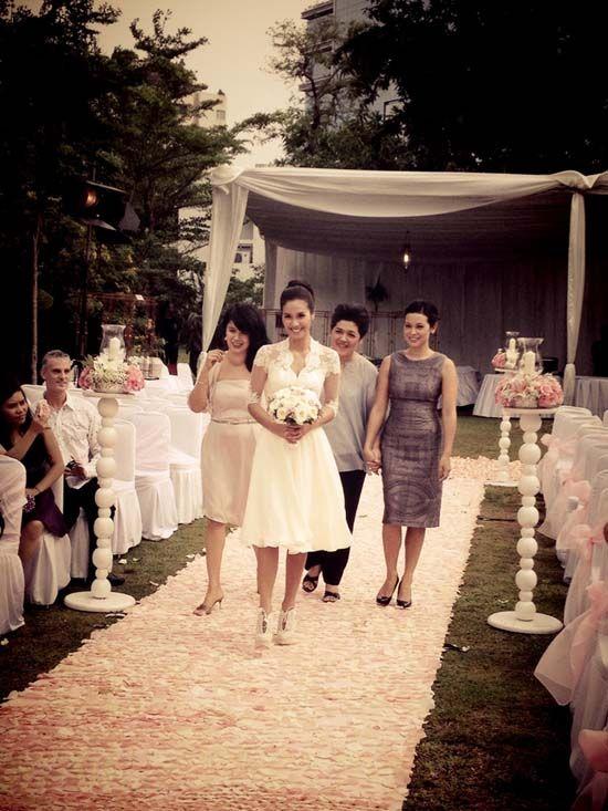 Marsha Timothy Wedding