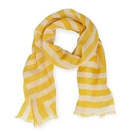 Yellow Stripes, Sailors Stripes, Spade Sailors, Stripes Yellow, Yellow Scarves, Yellow Scarf, Stripes Scarf, Accessories, Kate Spade