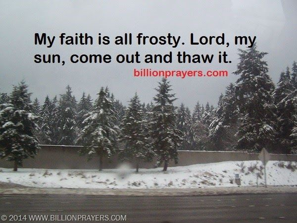 billion prayers-faithfulness