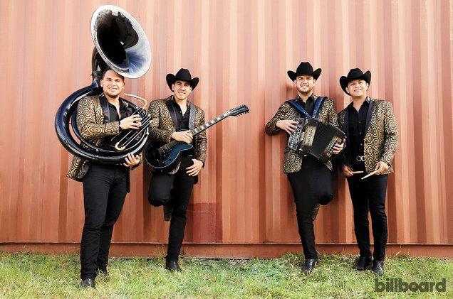 Calibre 50's 'En Vivo: Auditorio Telmex' Tops Regional Mexican Albums Chart   Billboard
