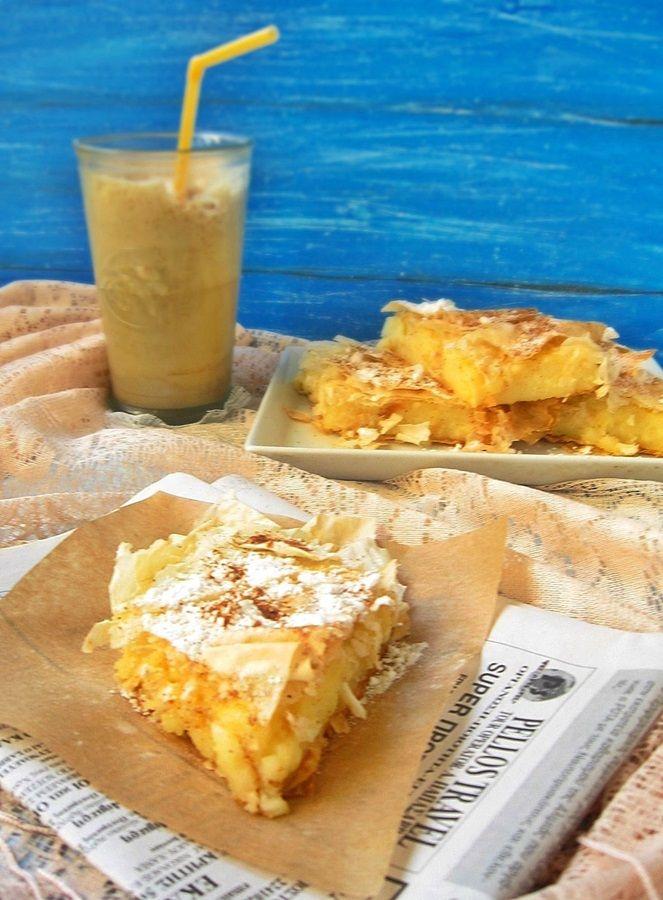 Bugatsa http://www.nlcafe.hu/gasztro/20130904/gorog-street-food-recept/