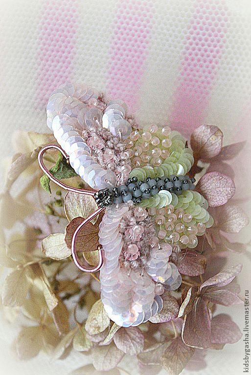 Irena Gasha детская коллекция - Брошь - бабочка