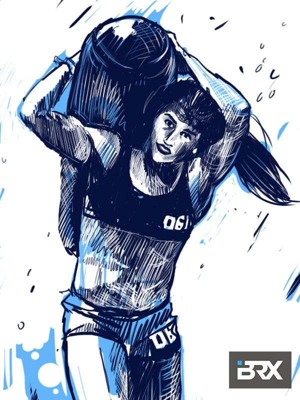 lauren Fisher crossfit games athletes portraits